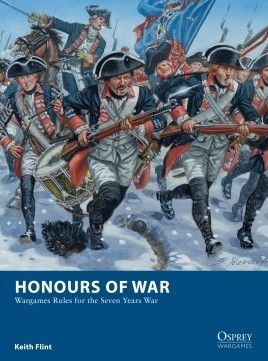 Honours of War - Wargames Rules for The Seven Years War