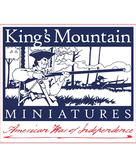King's Mountain Miniatures, 28mm American War of Independence